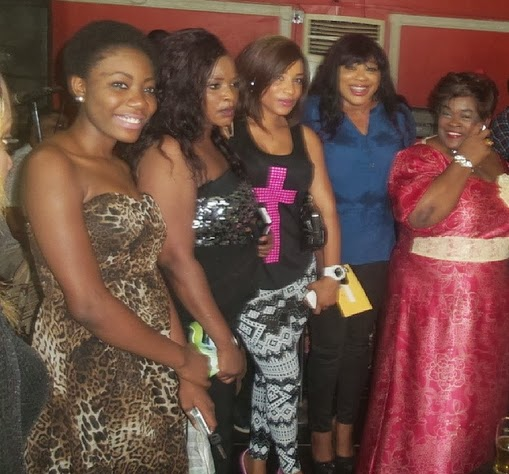 Jide Kosoko's 60th Birthday Party: Nigerian Movie Stars