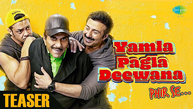 Yamla Pagla Deewana Phir Se: Movie Hit or Flop, Profit, Budget & Bollywood Box Office Collection