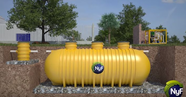 Planta de tratamiento de aguas residuales: ¿que es y como funciona?