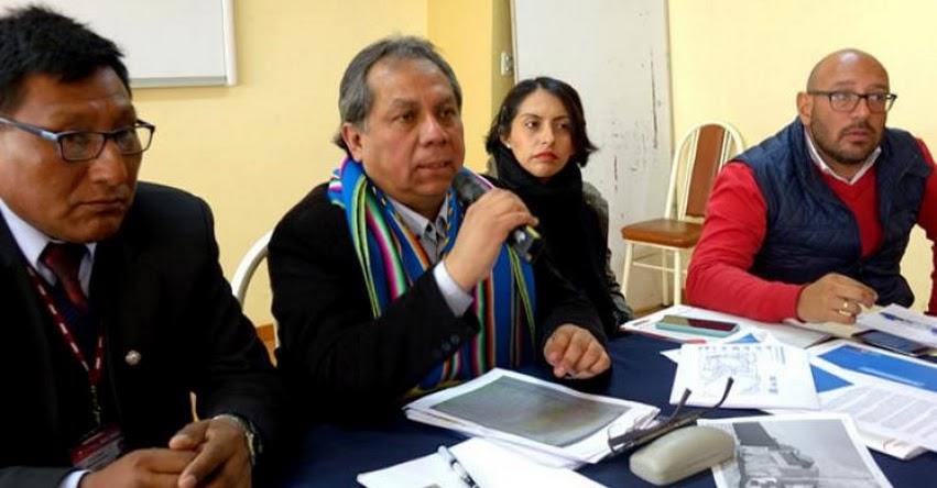 MINEDU brinda atención especial a nueva infraestructura de colegio de Puno - www.minedu.gob.pe
