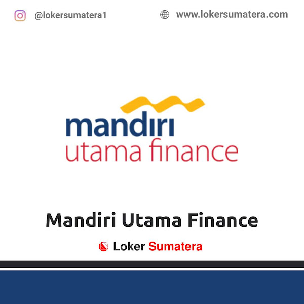 PT. Mandiri Utama Finance Pekanbaru