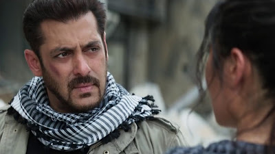 Salman Khan Latest HD Photo Of Tiger Zinda Hai Movie