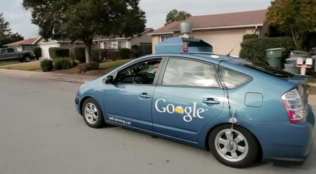 Future Cars for Legally blinds: Google Cars Driverless and Autonomous