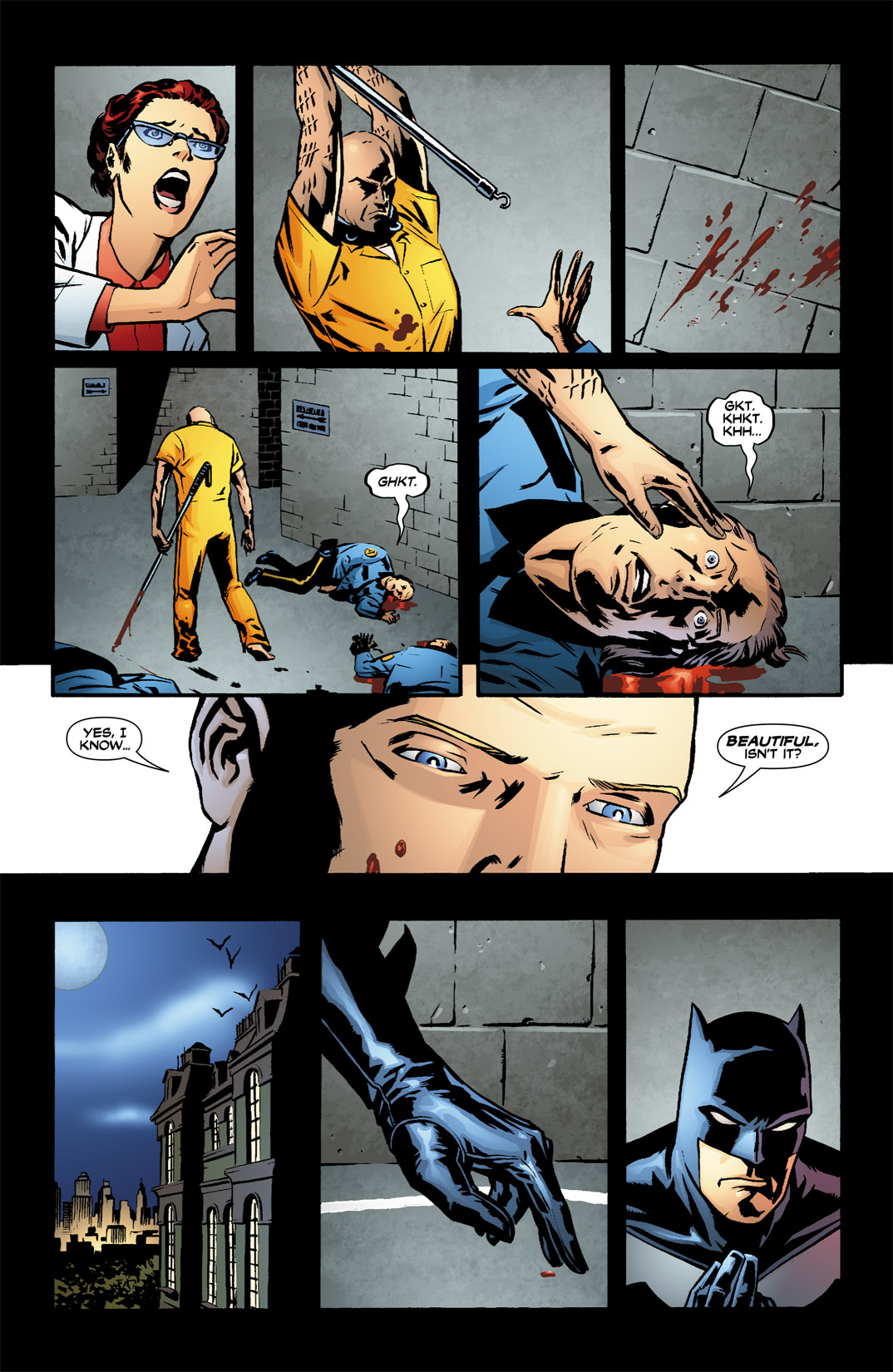 Detective Comics (1937) 815 Page 5