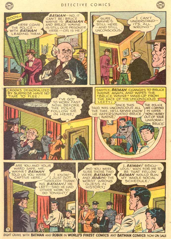 Detective Comics (1937) 159 Page 13