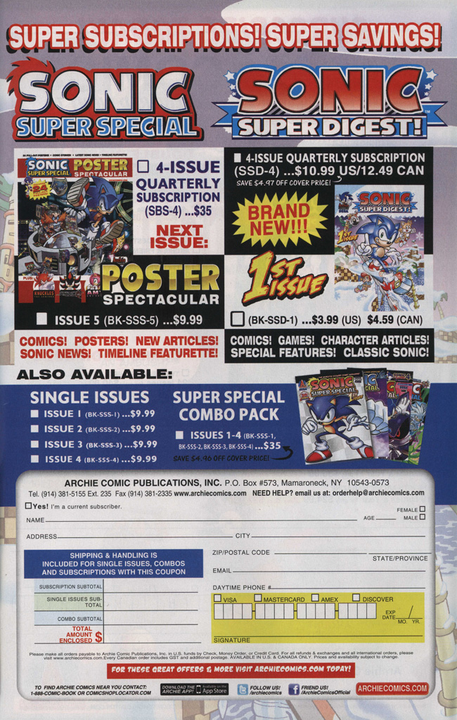Read online Sonic The Hedgehog comic -  Issue #242 - 25
