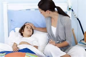 gejala demam berdarah pada anak