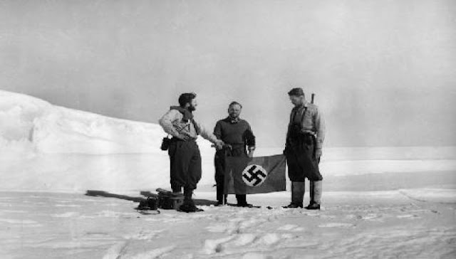 Antarctica: hides an underground base of the Nazis? What does Russian documentary