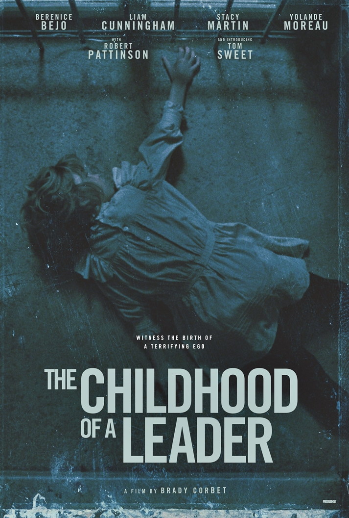Póster: The childhood of a leader