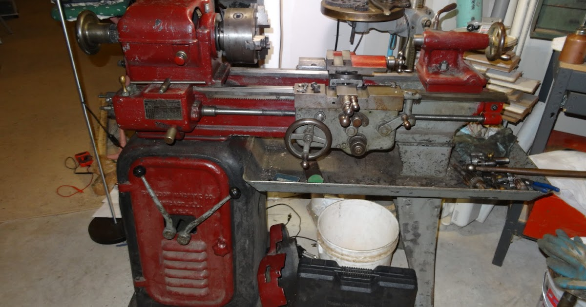 Sewing Machine Nut Sheldon 11inch lathe progress  Part I Reversing Tumbler Tbolt