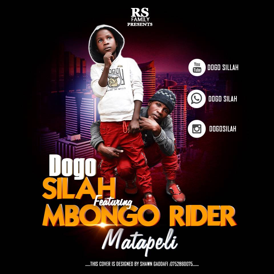 I M Rider Song Download In Songspk: Dogo Silah Ft. Mbongo Rider - MATAPELI