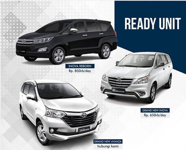Harga Grand New Avanza Semarang Toyota Yaris Trd 2015 Bekas Sewa Mobil Murah Kota Ungaran Untuk Maupun Rental Cukup Terjangkau Bersaing Selain Menyediakan Mewah Terawat Dan