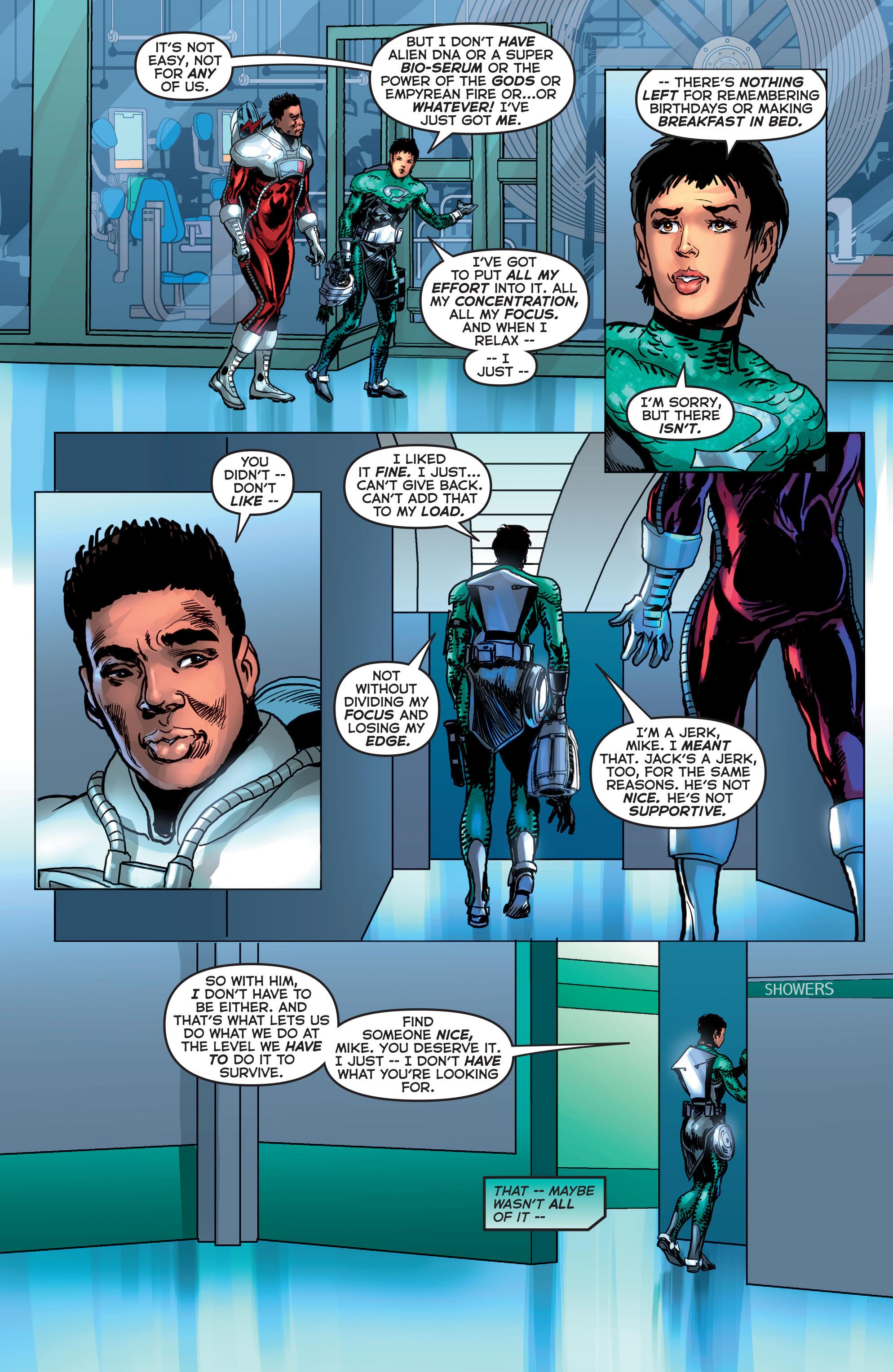 Read online Astro City comic -  Issue #20 - 16
