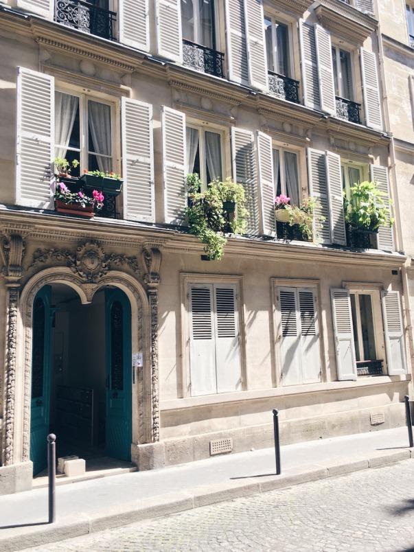 Enclaves ocultos en Paris