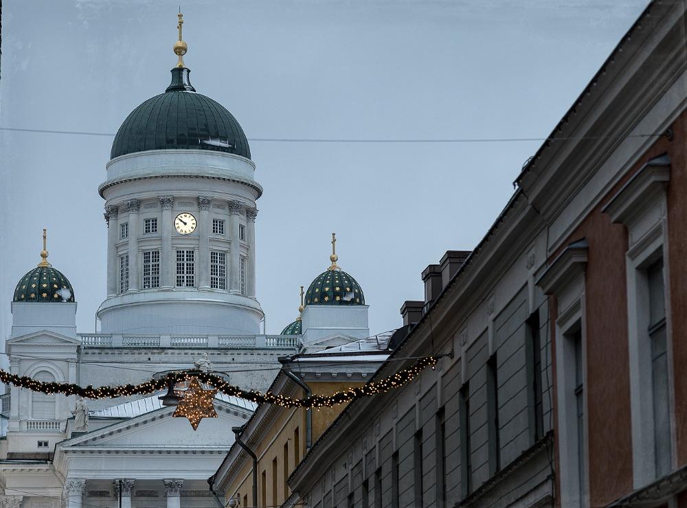 Helsinki, Uusivuosi, streetphotography, valokuvaus, valokuvaaja Frida Steiner, arkkitehtuuri, ardhitecture, Suomi, Finland, visitfinland, visithelsinki, Tuomiokirkko