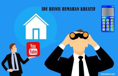 Ide Bisnis Kreatif Rumahan