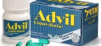 دواعى إستعمال أدفيل Advil مضاد للألتهابات ومسكن للألام 2019
