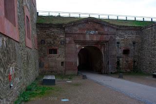 Forteresse de Koblenz (Festung Ehrenbreitstein)