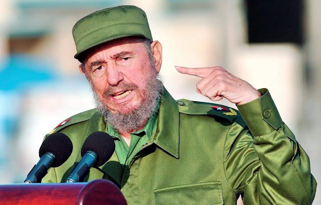 A inteligência cubana estima que houve precisamente 638 atentados contra a sua vida - muitas apoiados pelos EUA
