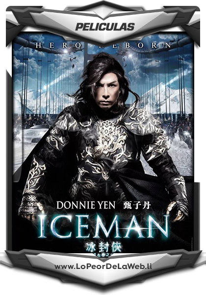 Iceman (2014) 720p BRrip.x264.850MB