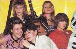 Grupos de chicas de los 80 s