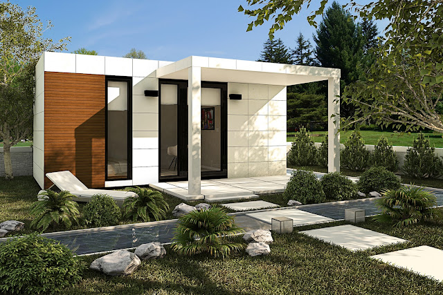 Módulo de jardín de Resan - Suite 18