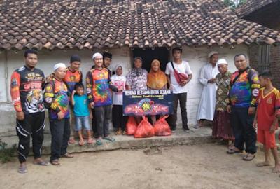 Bakti Sosial Kloter ke-2 Komunitas Trail Betriex (Bebas Trail Extreme) Lampung