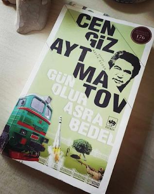 Gün Olur Asra Bedel Cengiz Aytmatov