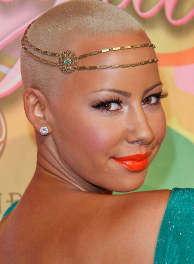 All Stuff Zone Amber Rose Short Hairstyles