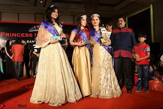 John Aham, Bhagyashree, Subhash Ghai and Amyra Dastur Attends Princess India 2016 17 030.JPG
