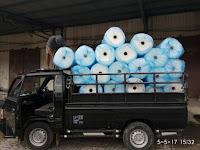 Tingginya Permintaan Plastik Gelembung / Bubblewrap