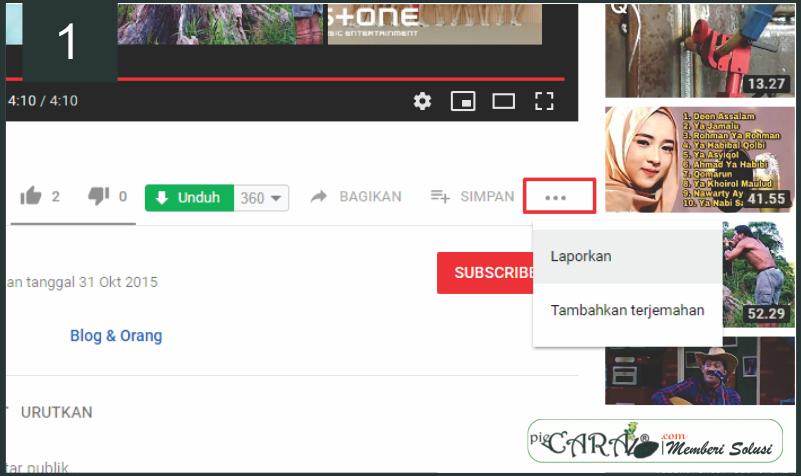 Bagaimana Cara Menghapus Video Yang Diupload Di Youtube Piecara Piecara Bagaimana Cara