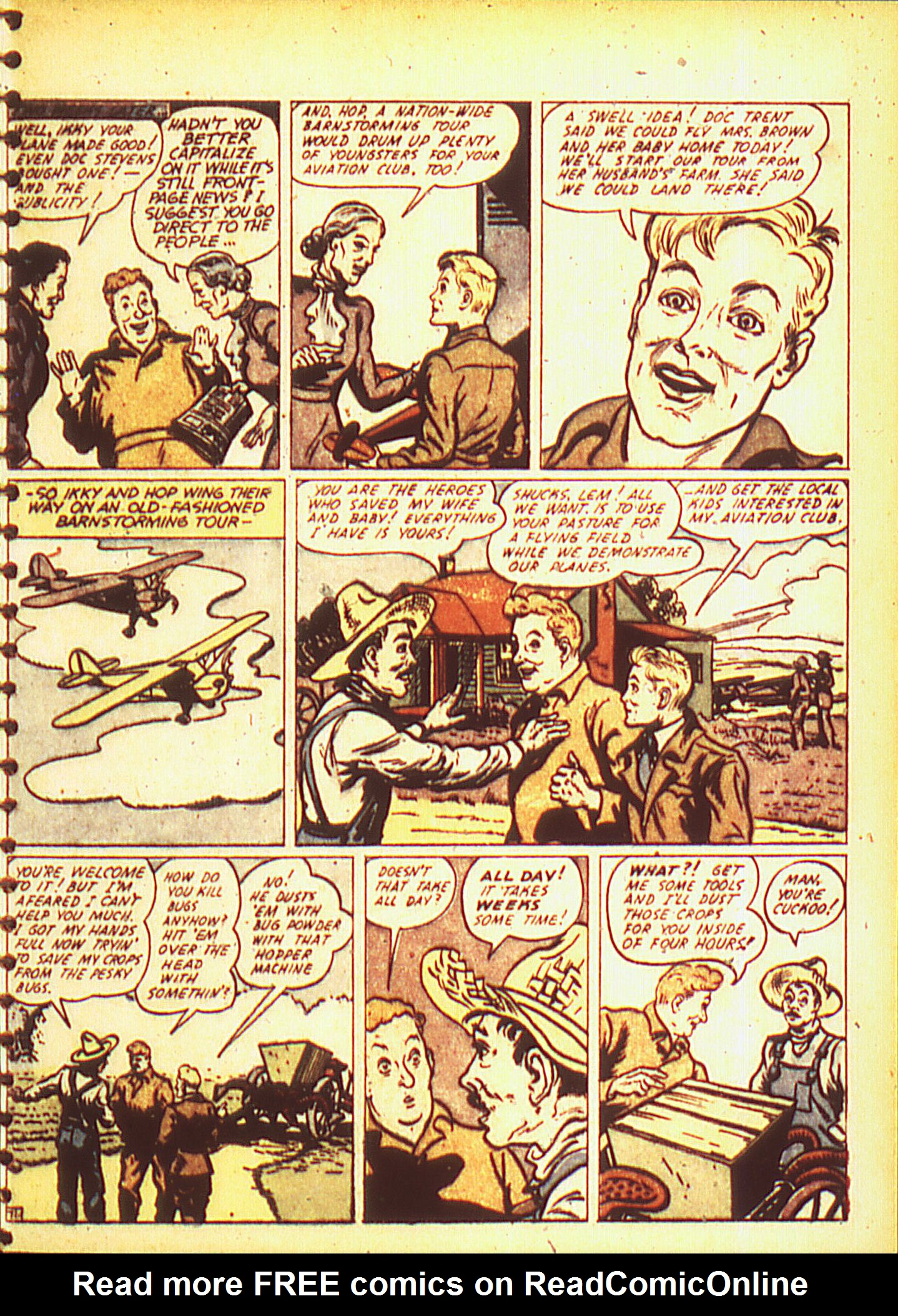Read online All-American Comics (1939) comic -  Issue #16 - 15