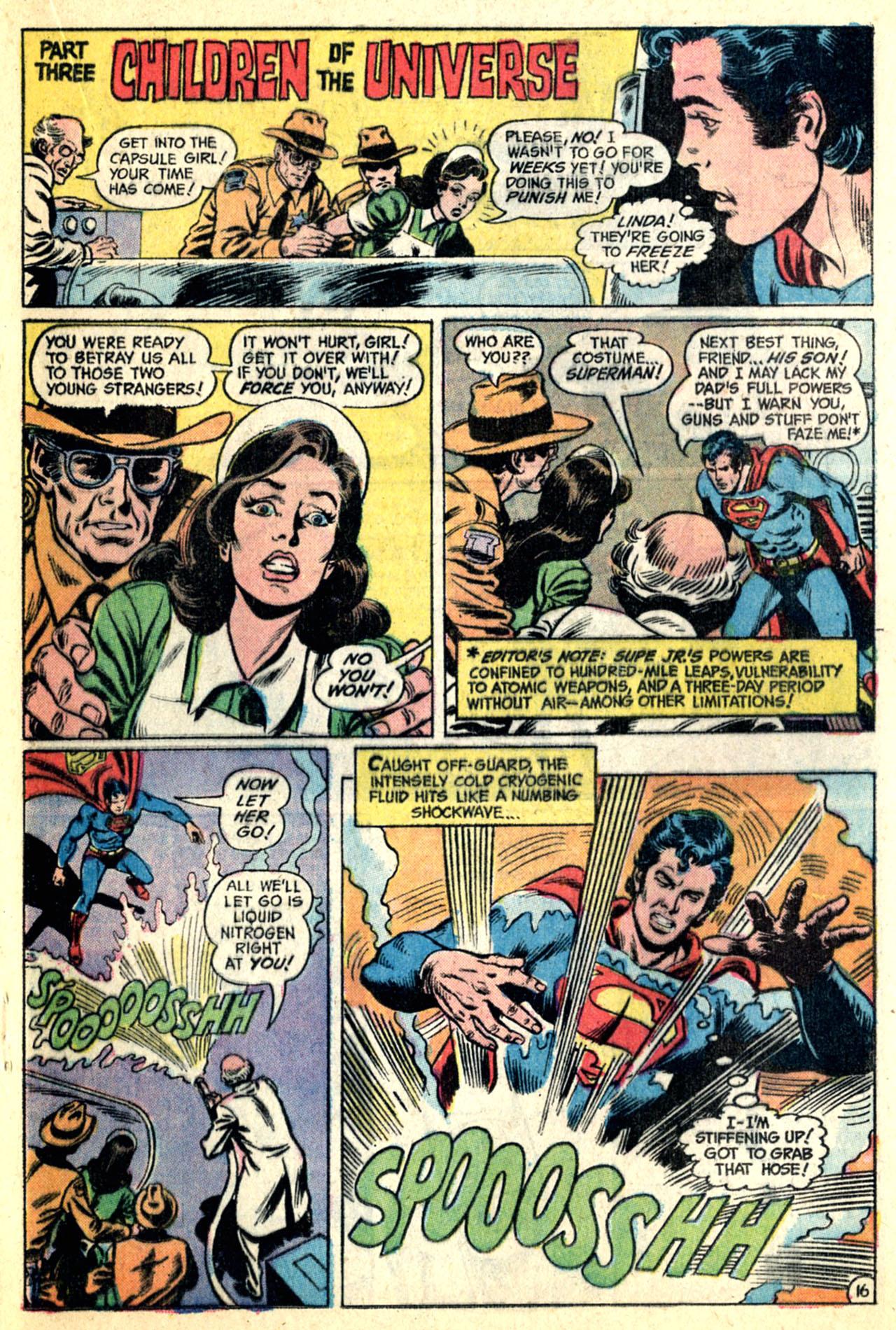 Read online World's Finest Comics comic -  Issue #216 - 21