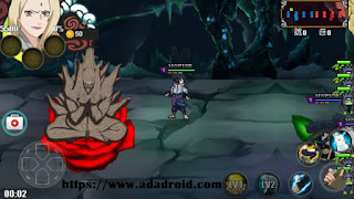 Naruto Senki Sasuke Final Battle Mod by Trung Kien Apk