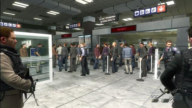 Call Of Duty Modern Warfare 2 - Xbox 360 - Captura 2