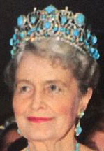 Empress Marie Louise France Emerald Diadem Tiara Nitot Turquoise Marjorie Merriweather Post