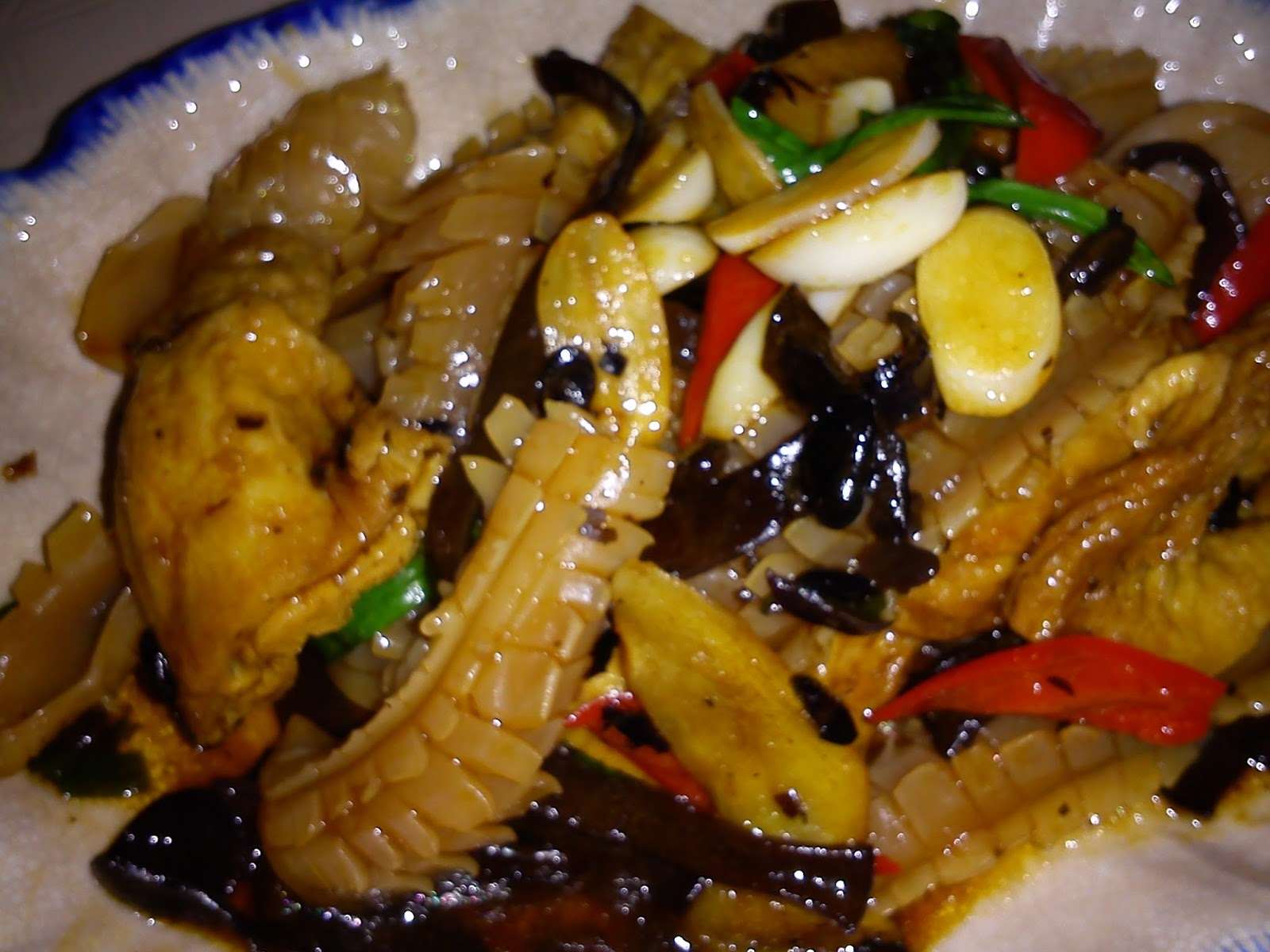 how to prepare black fungus for cooking