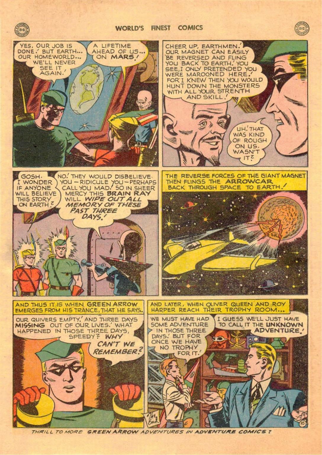 Read online World's Finest Comics comic -  Issue #42 - 26
