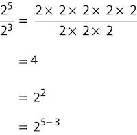 Sifat-sifat bilangan berpangkat