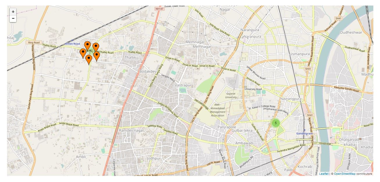 VisionforTech: [Solution] Embed Map(openstreetmap) of