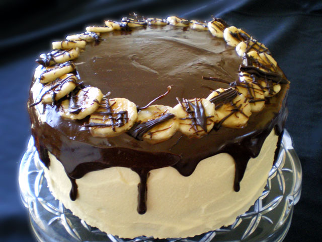 Banana Cake Recipe In Urdu Video: Banana Chocolate Cake Recipe 2012