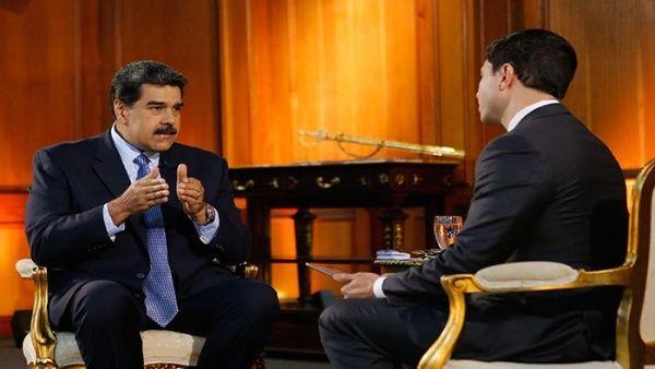 Nicolás Maduro: ayuda humanitaria esconde interés de EE.UU.