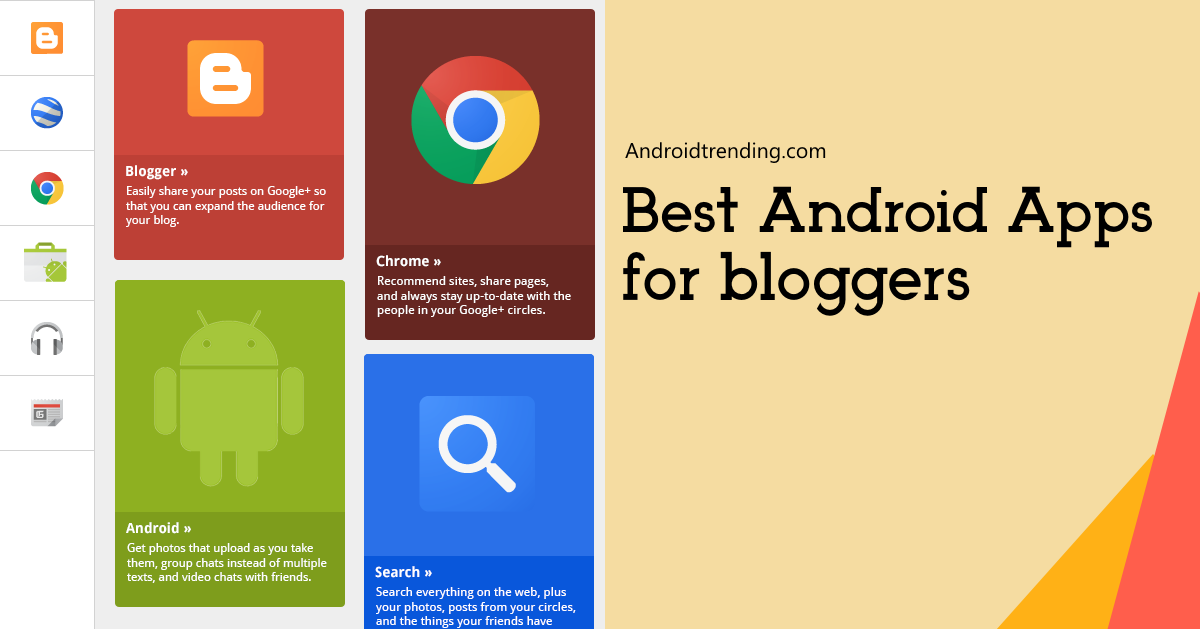 best-android-apps-for-bloggers