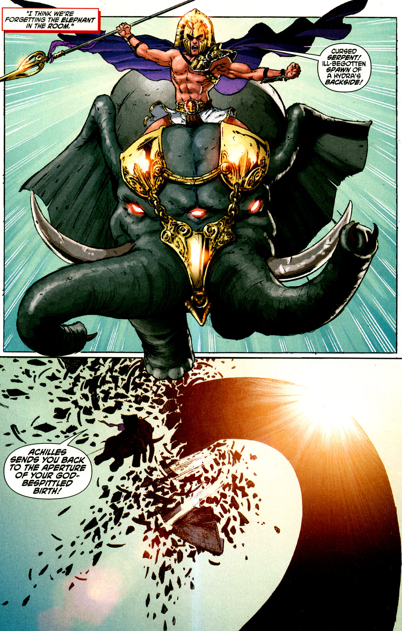 Read online Wonder Woman (2006) comic -  Issue #43 - 16