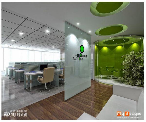 interior designer for office in dubai