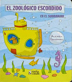 Book: El zoo escondido en el Submarino