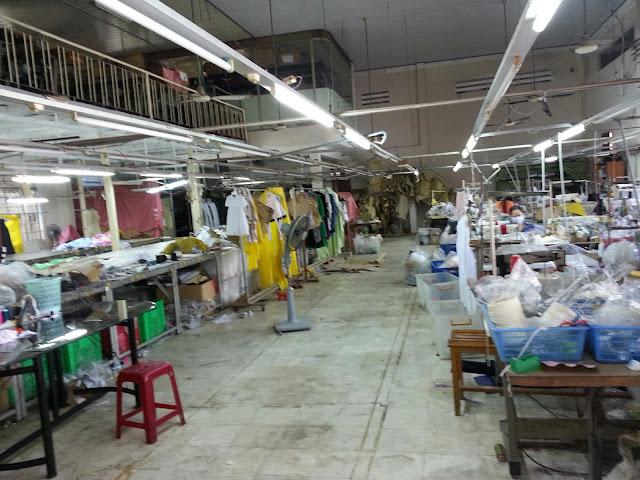 Cho thuê gấp 2 xưởng may 700m2 và 900m2 nằm trên đường Phan Văn Hớn, Quận 12