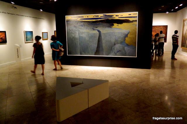 Kandinsky no Centro Cultural Banco do Brasil - CCBB - Rio de Janeiro
