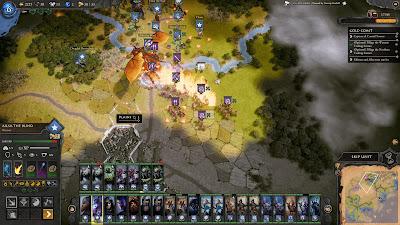 Fantasy General 2 Game Screenshot 2